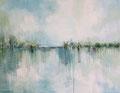 2012 Wasser 128x100cm -verkauft-