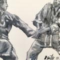 2018 Karate11 20x20cm