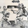 2018 Karate4 20x20cm