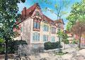 2017 Pferdmengesstraße 2 82x57cm -verkauft-