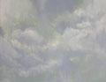 2012 Wolken2 128x 100cm -verkauft-