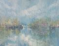 2012 Wasser2 128x100cm -verkauft-