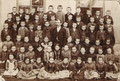 1.Klasse 1903 Oberlehrer Pohl