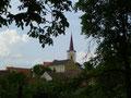 Kirche Juni 2011