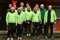 Danke an unsere Wiederholungstäter ;-) Die Dahlenburger Laufgruppe läuft schon seit vielen Jahren beim Punschlauf mit
