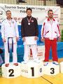 1. Rang, Jacky Tseng, Kumite U21 -84kg