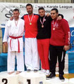 3. Rang, Florim Musaj, Kumite Elite +84kg