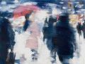 One morning..., 30x40 cm, 2013, Öl auf Leinwand