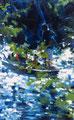 El barco de la selva,142x89 cm, 2013, Öl auf Leinwand