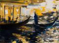 Veneziamore_02, 30x40 cm, 2015, Öl auf Leinwand