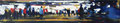 Aufbruchstimmung, 30x120 cm, 2015, Öl auf Leinwand