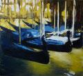 Di Venezia, 180x200 cm, 2011, Öl auf Leinwand
