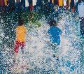 A magic day 02_150x170 cm, 2015, Öl auf Leinwand