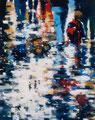 One day, 150x120 cm, 2015, Öl auf Leinwand