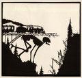 """12 Walter Draesner, """"Tod und Eisenbahn"""""""