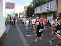 Start Hauptlauf (10 km)