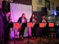 Konzert in der Kulturkneipe Gleis 1 in Waldenburg am 23.03.19