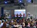 "Musikalische Umrahmung der Preisverleihung ""Jugend forscht"" in Würzburg am 01.03.19"