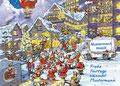 Weihnachtsmannstadt