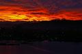 Sonnenaufgang am Bielersee
