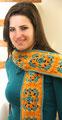 chalina crochet colores