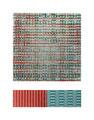 "Graph III. Acrylic, inkjet, Mulberry paper, cardboard. 11"" x 14"". 2014"