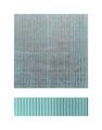 "Graph II. Acrylic, inkjet, Mulberry paper, cardboard. 11"" x 14"". 2014"