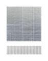 "Graph I. Acrylic, inkjet, Mulberry paper, cardboard. 11"" x 14"". 2014"