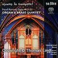 Ajoutez la trompette!, International Brass, Elmar Lehnen (Orgel)