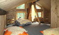 Unterboden 5: Zimmer Heuboden für 2-4 Betten
