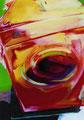 乾燥機  29.7×21.0㎝ アクリル絵の具、油絵の具・キャンバスボード