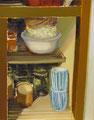 出庫寸前 41×32㎝ 油絵の具・木製パネルに紙