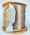朝コイル 53×45.5㎝ 油絵の具・木製パネルに紙