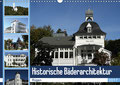 """Der Kalender """"Historische Bäderarchitektur Rügen"""" ist in jedem Buchhandel erhältlich"""