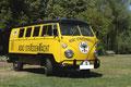 ADAC Straßenwacht - VW Bulli