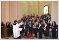Cori Vicariati animazione Veglia Mariana Diocesana 2013
