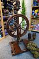 Spinnrad- (auf Bestellung)