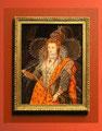 """""""Queen Elizabeth, Rainbow Portrait"""" after Marcus Gheeraerts"""