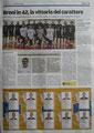 15 Maggio 2012 -Articolo della Provincia Pavese-