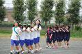 体育祭 <ムカデリレー>