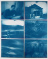 Dunja Evers - Ohne Titel / 1990 / c- prints, aluminum frames / 120 x 100 cm
