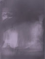 Dunja Evers - O.T. grey # 4 / 2003 / B/W -print handcolored / 21,5 x 16,0 cm