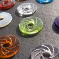 Spiralring, verschiedene Farben