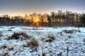 Het Swalmdal in de winter