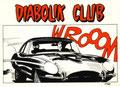 cartolina 1° assemblea Diabolik Club 1997