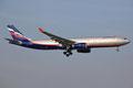 Der tägliche Aeroflot A-330 aus SVO.