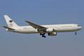 Boeing 767-300 der Orient Thai, unterwegs für Saudi Arabian Airlines.