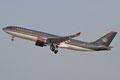 Die Royal Jordanian Airlines setz auf der Bangkokroute den A-330 ein.