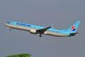 Die Korean setzt nach BKK unter anderem auch ihre Boeing 737-900 ein.
