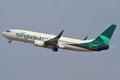 Biman Bangladesh mit Boeing 737-800